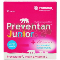 Preventan Junior 90 tablet+dárek Farmax