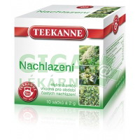 TEEKANNE Nachlazení bylinný čaj n.s.10x2g