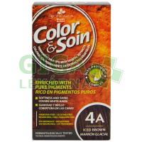 Color & Soin 4A - Ledově hnědá 135ml