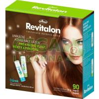 Revitalon cps.90 + dárek (šampon+kondicionér)