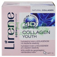 Lirene 4D Kolagen mládí Denní i noční krém 50ml