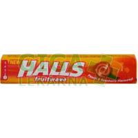 Halls Fruitwave 45g PeachRaspberry