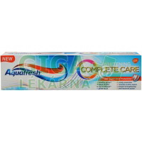Aquafresh Complete Care Whitening zubní pasta 75ml