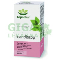 Candi Stop Topnatur 60 kapslí