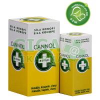 Cannol konopný olej pro vlasy koupele masáže 30ml