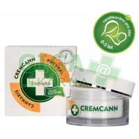 Cremcann Omega 3-6 pleťový krém z konopí 15ml