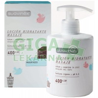 Suavinex Hydratační emulze 400ml pro novorozence