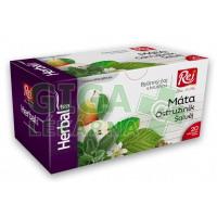 Herbal Tea Hruška Máta Ostružiník Šalvěj 20x1.5g