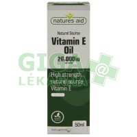 Tekutý Vitamín E 50ml