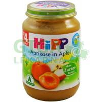 HiPP OVOCE BIO Jablka s meruňkami 190g