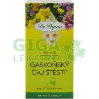Čaj Gaskoňský čaj štěstí 20x1,5g Dr.Popov