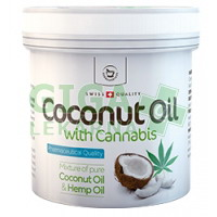 Coconut oil with Cannabis 250g