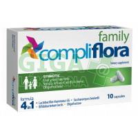 Compliflora family 10 kapslí