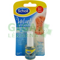 Scholl Velvet Smooth Olej na nehty 7.5ml