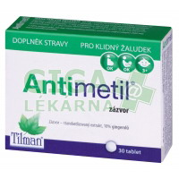 Antimetil 30 tablet