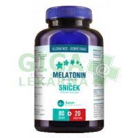 Melatonin Sníček 100 tablet