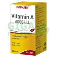 Walmark Vitamin A 6000IU 30 tobolek