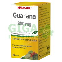 Walmark Guarana 800mg 30 tablet