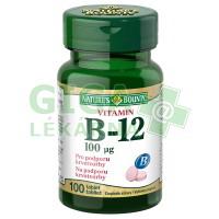 Natures Bounty Vitamin B12 500ug 100 tablet
