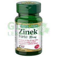 Natures Bounty Zinek Forte 25mg 30 tablet