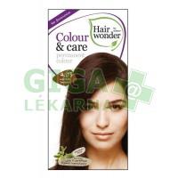 Přírodní dlouhotrvající barva Mocca hnědá 4,03 Hair wonder