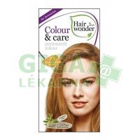 Přírodní dlouhotrvající barva Středně zlatá blond 7,3 Hair wonder