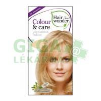 Přírodní dlouhotrvající barva Světlá blond 8 Hair wonder