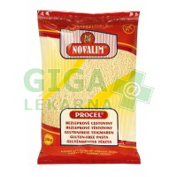 Novalim Bezlepkové těstoviny PROCEL tarhoňa 250g