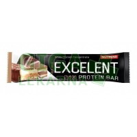 NUTREND EXCELENT protein bar DOUBLE 40g čokoláda+nugát s brusinkami
