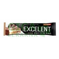 NUTREND EXCELENT protein bar DOUBLE 85g čokoláda+nugát s brusinkami