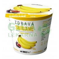 Obezin zdravá snídaně - Banán a Fíky 68g