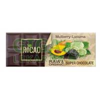 Čokoláda Rocao moruše lucuma BIO RAW 38g