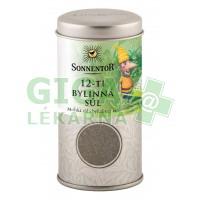 Sonnentor 12-ti bylinná sůl BIO 75g - v dóze