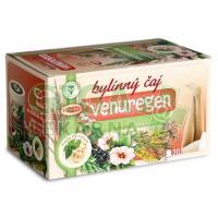 TOPVET čaj bylinný Venuregen 20x1.5g