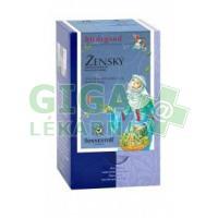Sonnentor Ženský čaj Hildegarda Bio porcovaný 27g