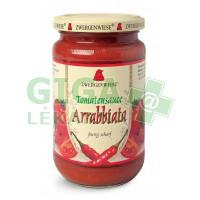 Bio tomatová omáčka ARRABIATA 340ml