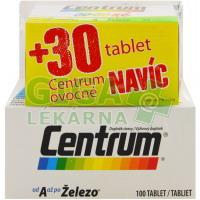 CENTRUM A-Z tbl.100 + OVOCNÉ tbl.30