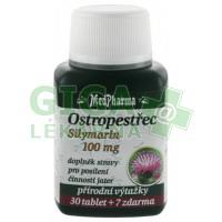 MedPharma Ostropestřec (Silymarin 100mg) 37 tablet