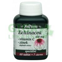 MedPharma Echinacea 100mg+vit.C+zinek 67 tablet