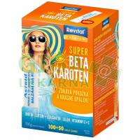 Revital Super Beta-karoten +balz.Astrid 100+50 tablet