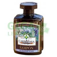 Carpathia Herbarium šampon na mastné vlasy 300ml