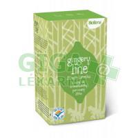 Čaj Zázvor+Limetka n.s. 20x2g Biogena