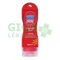 Durex Play Masážní gel 2v1 Smyslný 200ml (Ylang Ylang)