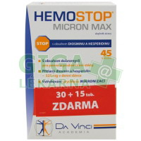 Hemostop Micron MAX 30+15 tobolek DaVinci