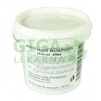 Kostivalový masážní gel 450ml