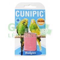 Minerální Calcium blok pro ptáky Cunipic 1ks