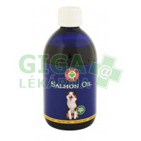 Fish4Dogs lososový olej 500ml (lahev)