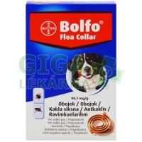 Bolfo 4.442g obojek pro velké psy 1ks
