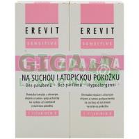 EREVIT sensitive dermální emulze 1+1 zdarma