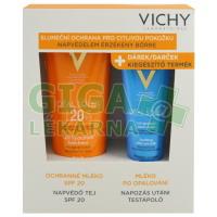VICHY Ideál Soleil Milk SPF 20 PACK 2016